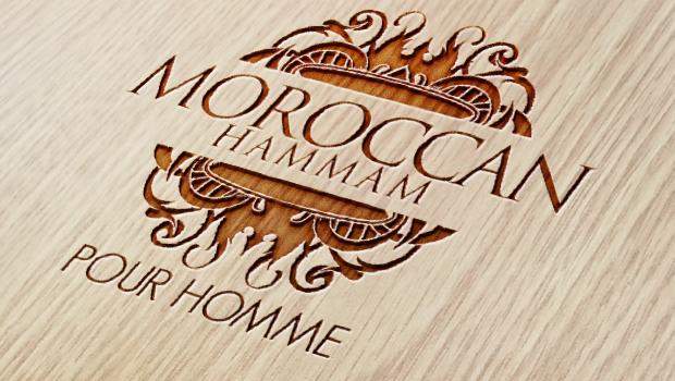 Logo moroccan Hammam